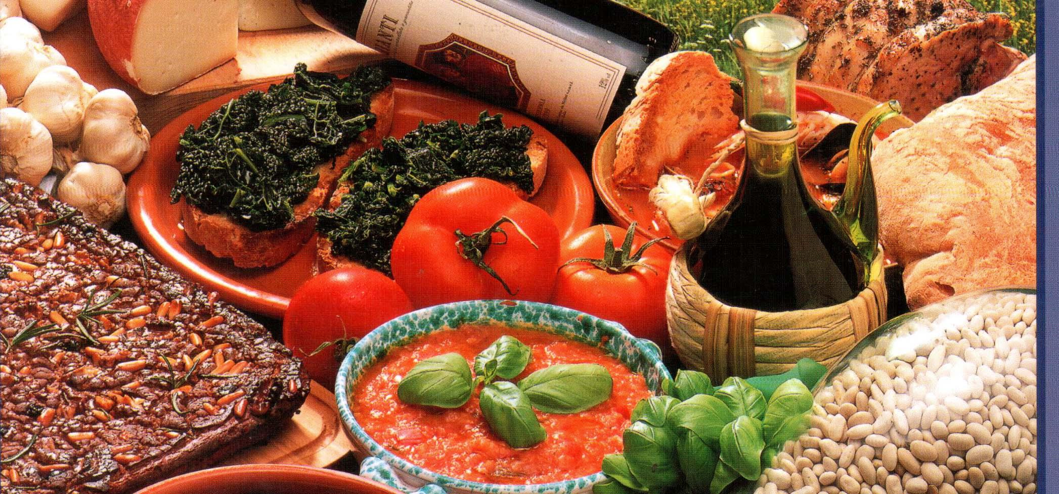 I piatti e i prodotti italiani pi famosi nel mondo for Cucina italiana