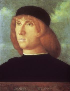 Giovanni Bellini, Autoritratto, 1500 ca., Roma, Musei Capitolini